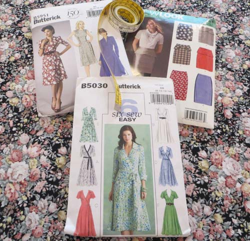 """alt=""""How to choose your sewing pattern size """" />"""