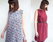 Advanced beginners dressmaking course shift dress