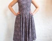 Fifties Circle Dress