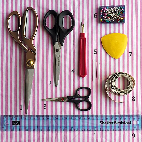 sewing kit essentials