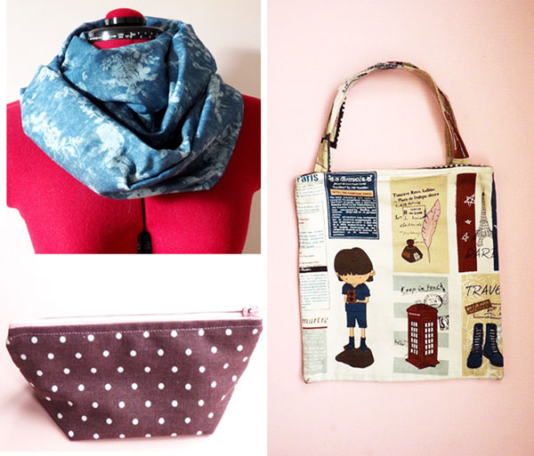ultimate beginners intro to sewing course gifts & accessories