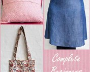 Complete beginners sewing course