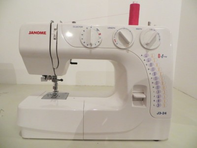 how to clean a front loading sewing machine