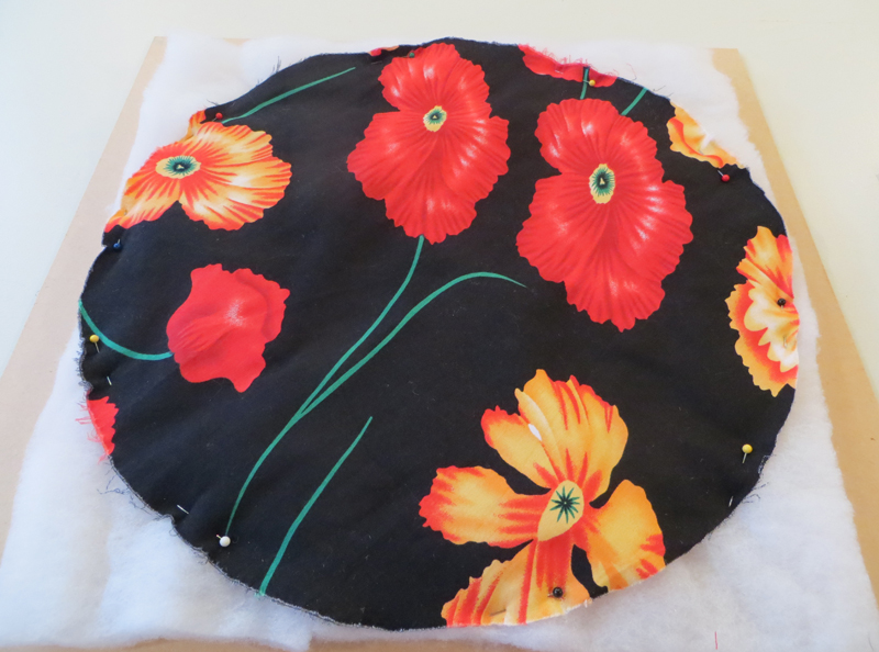 Sewing for the home. DIY stool project 5