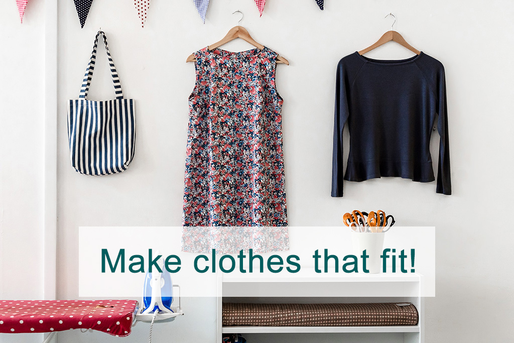 Make clothes that fit