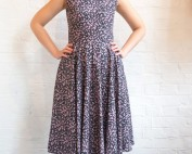 Fifties Circle Dress