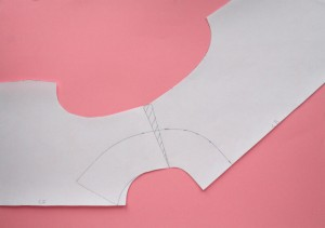 How to Draft a Peter Pan Collar