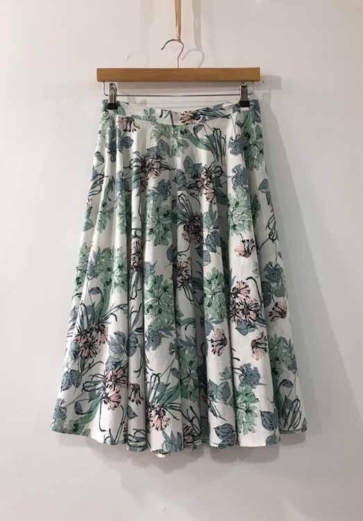 Advanced Beginners Circle Skirt